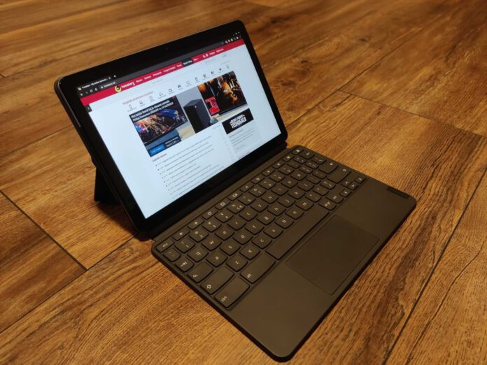 lenovo ideapad duet review